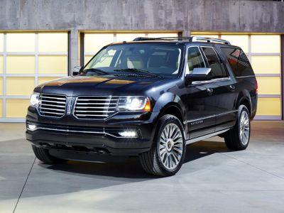 2016 Lincoln Navigator L Select (Black Velvet)