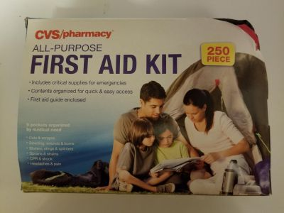 First Aid Kit. Brand New.