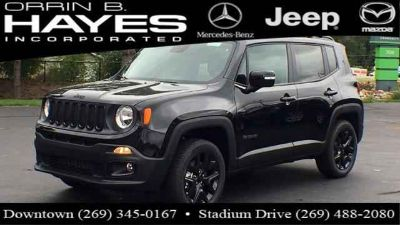 New 2018 Jeep Renegade 4x4