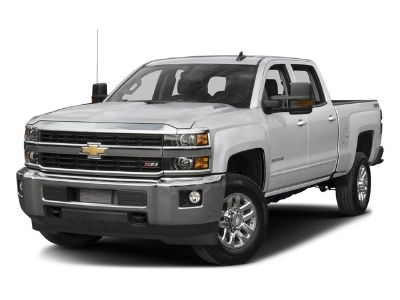2017 Chevrolet Silverado 2500HD LT (Black)