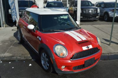 2007 MINI Cooper S (Chili Red)
