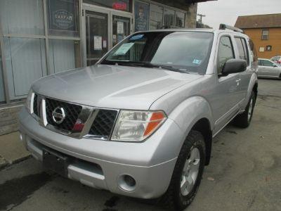 2006 Nissan Pathfinder SE 4WD