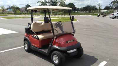 2016 Club Car Precedent i2 Electric Golf Golf Carts Lakeland, FL