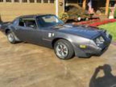 1981 Pontiac Trans Am T top