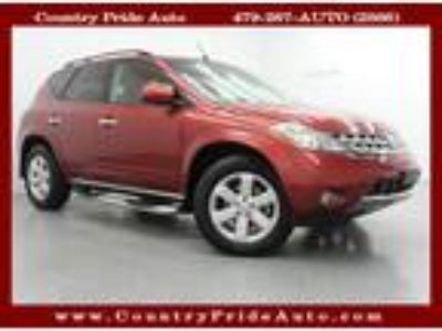 Used 2007 NISSAN Murano SL AWD in Farmington, AR