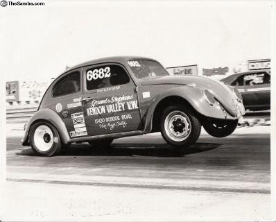 1964 race/street bug