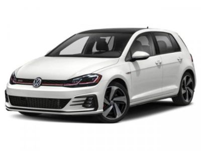2019 Volkswagen Golf Gti SE (Dark Iron Blue Metallic)
