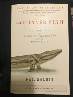 Biology textbook - Your Inner Fish