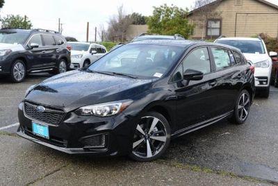 2019 Subaru Impreza (Black)