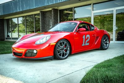 2007 Porsche Cayman Race Car