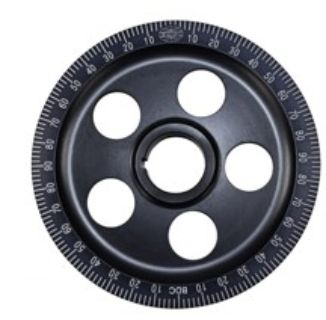 ALUMINUM DEGREE PULLEY