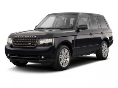 2011 Land Rover Range Rover Supercharged (Black)