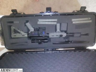 For Sale: PSD ar15 magpul furniture and mags