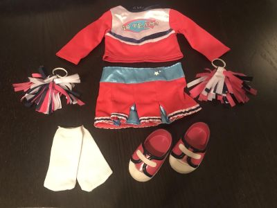 Our Generation Cheerleader Outfit Excellent Condition $7.00