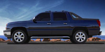 2006 Chevrolet Avalanche 1500 LS (Victory Red)