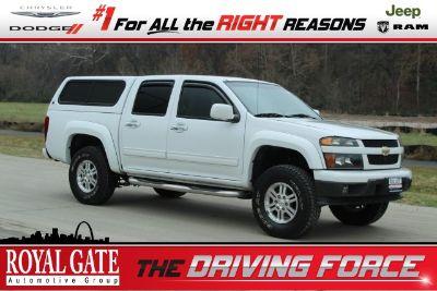 2012 Chevrolet Colorado LT (Summit White)