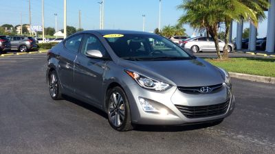 2014 Hyundai Elantra Sport (gray)
