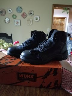 Mens red wing boots