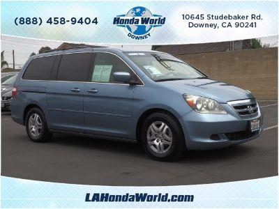 2006 Honda Odyssey EX (Blue)