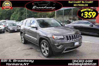 Used 2015 Jeep Grand Cherokee for sale