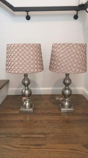 Lamps set of Two