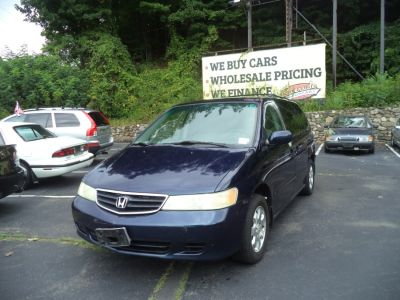 2004 Honda Odyssey EX (Blue)