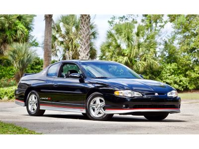 2002 Chevrolet Monte Carlo SS Intimidator