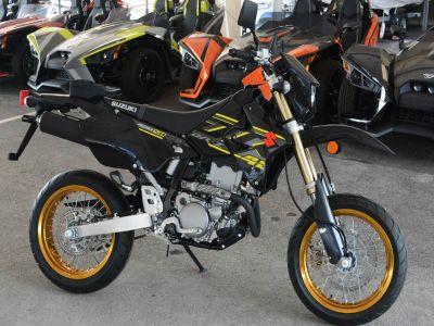 2018 Suzuki DR-Z400SM Street / Supermoto Motorcycles Clearwater, FL