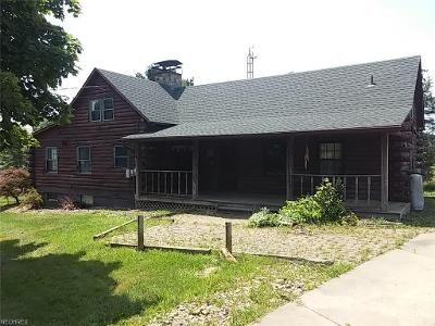 3 Bed 2.5 Bath Foreclosure Property in Berlin Center, OH 44401 - Leffingwell Rd