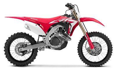 2020 Honda CRF450R Motocross Off Road Laurel, MD