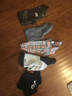 Lot of 5. Boys 6 month tops