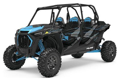 2019 Polaris RZR XP 4 Turbo Utility Sport Hillman, MI
