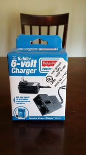 Power Wheels charge