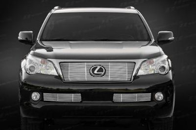 Find SES Trims TI-CG-235A/B 10-13 Lexus GX Billet Grille Bar Grill Chromed motorcycle in Bowie, Maryland, US, for US $374.00