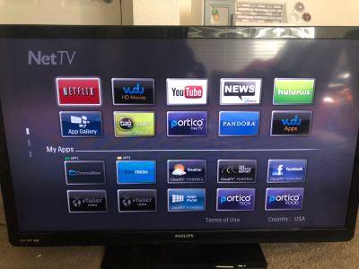 Phillips Smart TV 50 - Great working order
