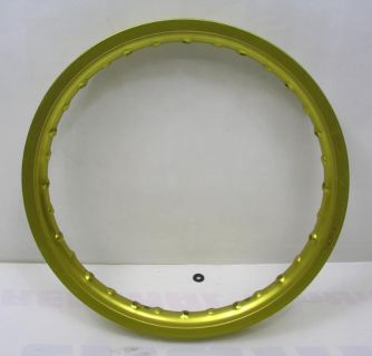 Find Suzuki RM80 RM85 Takasago Excel Gold Rear Rim 15x1.60 RM 85 Mini MX Motocross motorcycle in Duncansville, Pennsylvania, US, for US $19.99