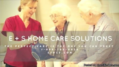 Holistic approach with E&S Home Care Solutions