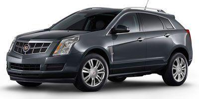 2011 Cadillac SRX Luxury Collection (Gold Mist Metallic)