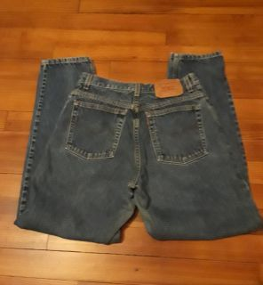 WOMEN'S LEVI'S 550 RELAXED TAPERED 12 MIS M