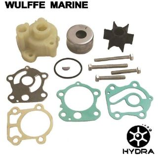 Sell Water Pump Impeller Kit Yamaha 75 85 90 hp C75 C80 CV85 18-3371 692-W0078-A0-00 motorcycle in Mentor, Ohio, United States, for US $39.49