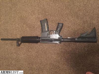 For Sale/Trade: BCI Defense AR15