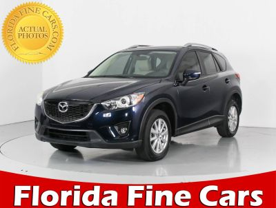 2015 Mazda CX-5 Touring (BLUE)