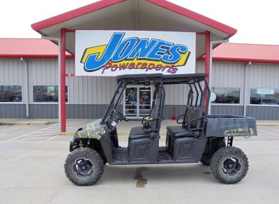 2012 Polaris Ranger Crew 500 Side x Side Utility Vehicles Durant, OK