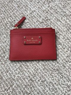Late Spade wallet, new