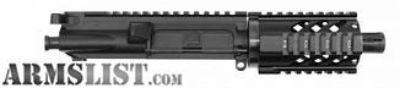 """For Sale: AR-9 """"FFAR04-O"""" Pistol Upper"""