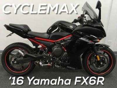 2016 Yamaha FZ6 R