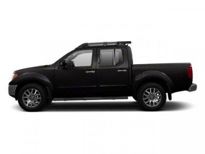 2012 Nissan Frontier SE V6 (Super Black)