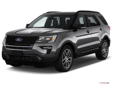 2019 Ford Explorer Limited (BLACK)