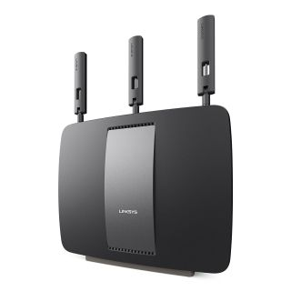 Linksys AC3200 Tri-Band Smart WiFi Router with Gigabit and USB