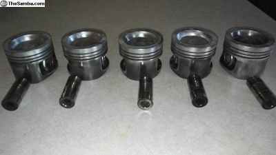 Eurovan 1992-1995 Used Pistons Set of (5)